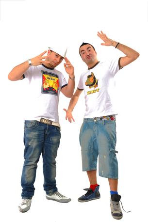 Mitch e Squalo