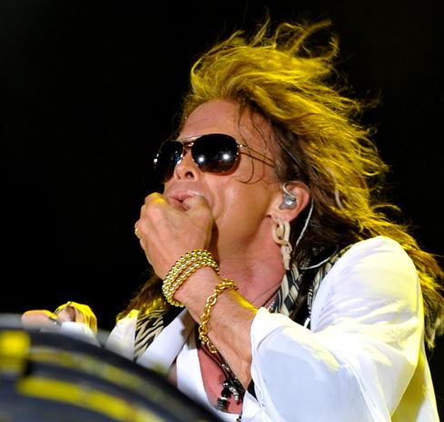 Aerosmith - HJF 03.07.10