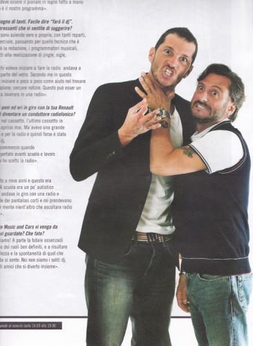 105 Mag - n. 2 - interno - Alvin e Dj Giuseppe