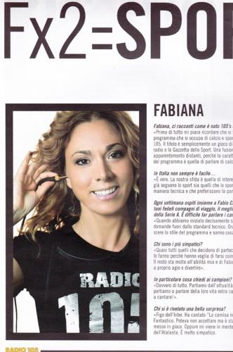 105 Mag - n. 2 - interno - Fabiana