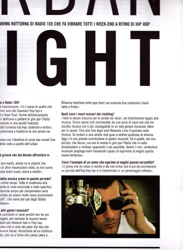 105 Mag - n. 2 - interno - Max Brigante