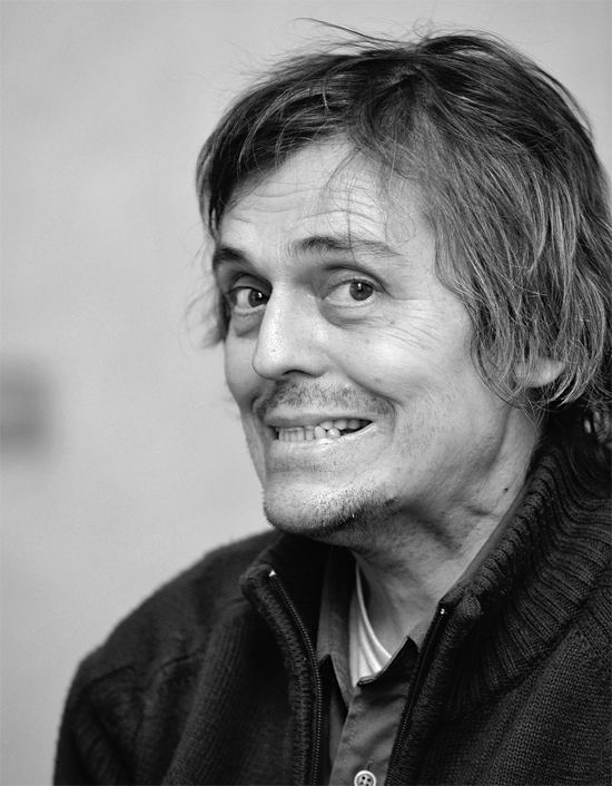 "Roberto ""Freak"" Antoni - Skiantos - Milano 27.02.09"