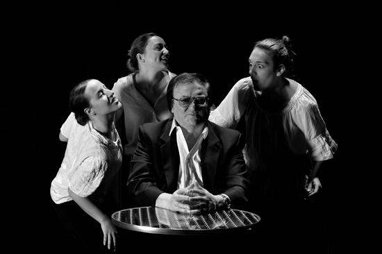 Leone Di Lernia - Teatro Arsenale - Milano 17.04.09